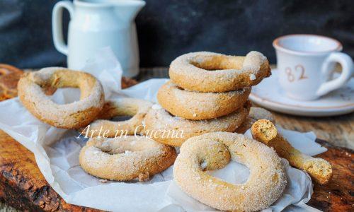 Ciambelline veloci al caffè ricetta biscotti facili