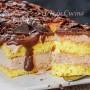 Semifreddo ricotta e cioccolato dolce veloce vickyart arte in cucina
