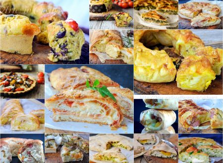 Torte salate e rustici per Pasqua e pasquetta