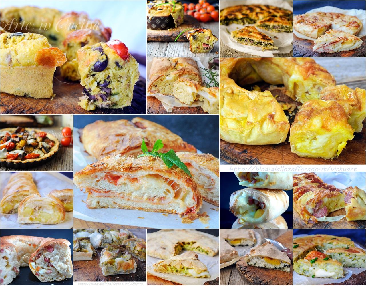 Torte salate e rustici per pasqua e pasquetta vickyart arte in cucin