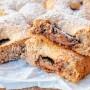 Nuvolette alla nutella ricetta facile e veloce vickyart arte in cucina
