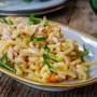 Pasta tonno e carote cremosa ricetta veloce vickyart arte in cucina