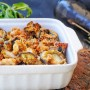 Straccetti di pollo con melanzane croccanti panati vickyart arte in cucina