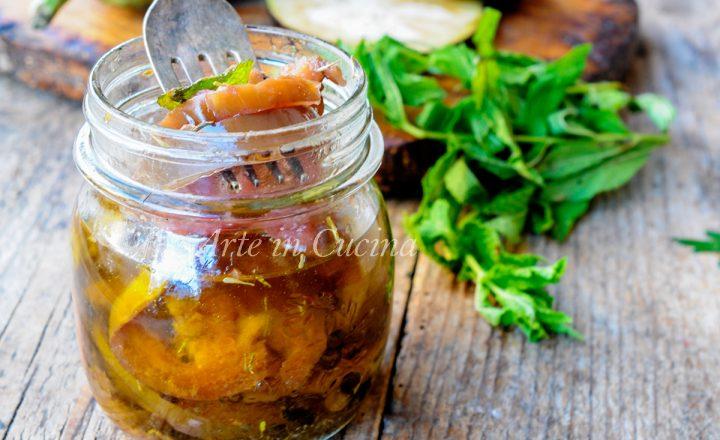 Melanzane piccanti sott'olio ricetta veloce e facile