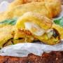 Soffiotti alle patate con zucchine e formaggio vickyart arte in cucina