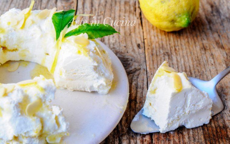 Ciambella fredda al limone dolce veloce e facile