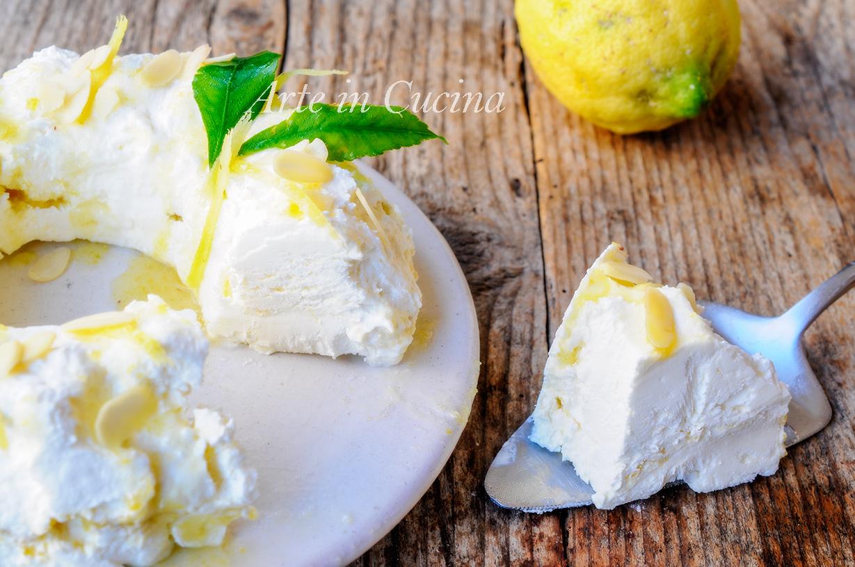 Ciambella fredda al limone dolce veloce e facile vickyart arte in cucina