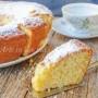 Ciambellone al limoncello ricetta facile e veloce vickyart arte in cucina