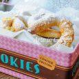 Cornetti alle mandorle solo albumi biscotti da colazione vickyart arte in cucina