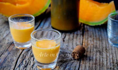 Crema di melone ricetta liquore facile