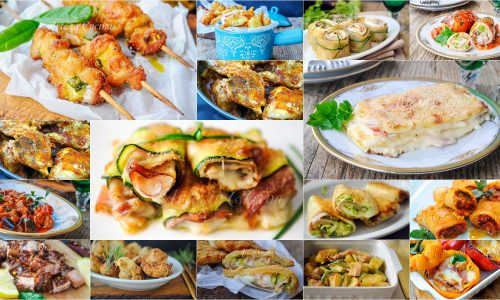 Menu per ferragosto carne e pesce ricette facili