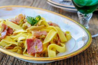 Tagliatelle alla marsicana ricetta abruzzese facile vickyart arte in cucina