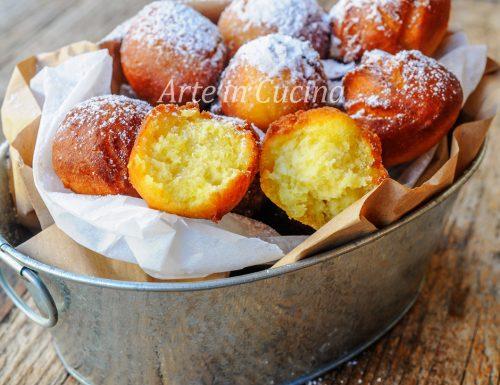 Arrubiolus dolci sardi alla ricotta ricetta veloce