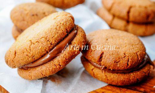 Baci di dama al cioccolato ricetta facile e veloce