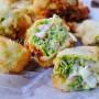Fiori di zucchine farciti con ripieno goloso veloci vickyart arte in cucina