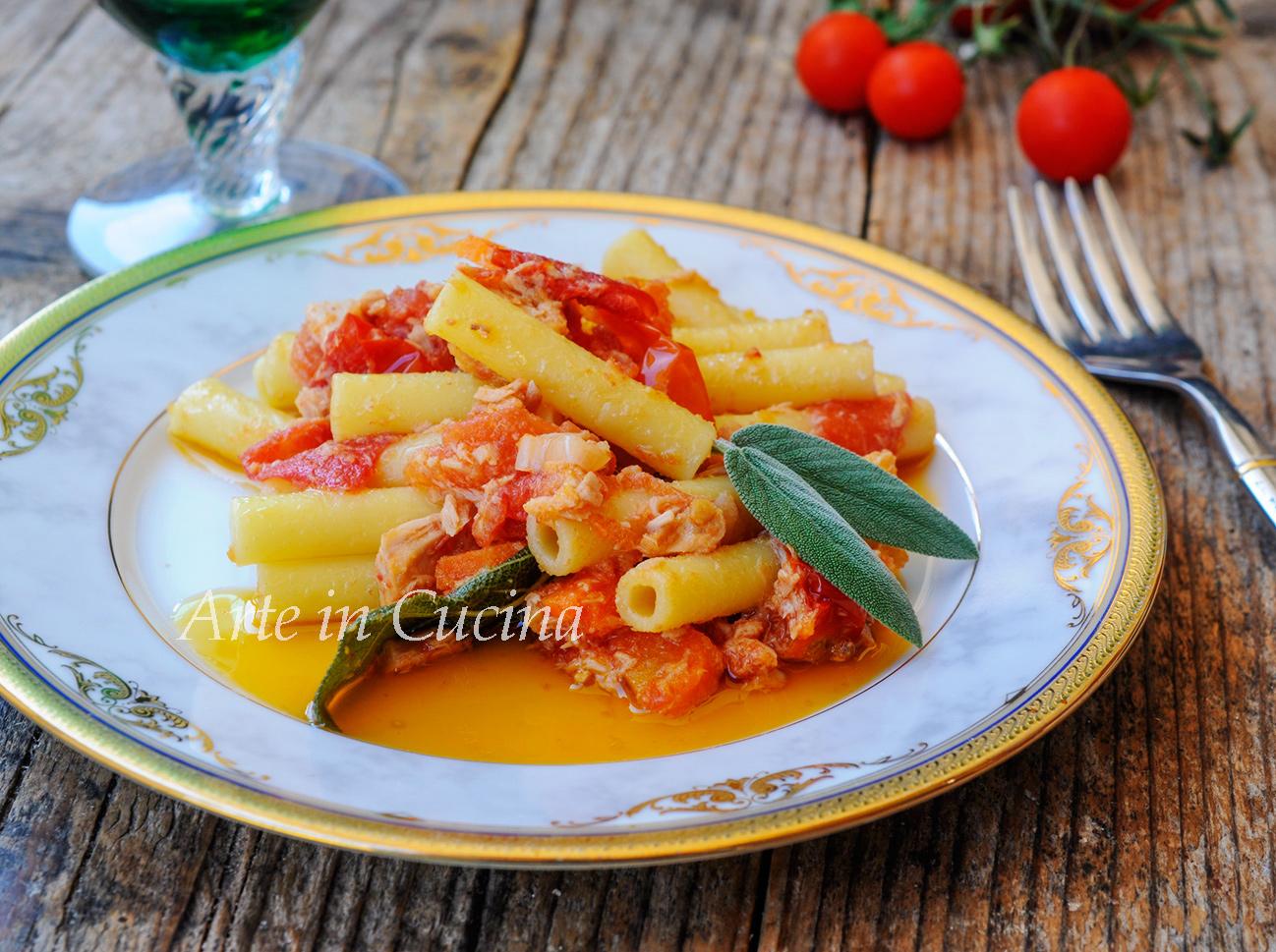 Pasta tonno e mollica ricetta facile e veloce vickyart arte in cucina