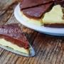Torta fredda cioccolato e mandorle senza robot veloce vickyart arte in cucina