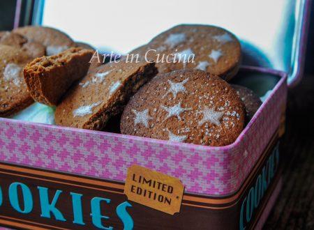 Biscotti cioccolato e nocciole ricetta veloce