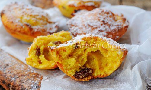 Briochine canadesi carrot muffin ricetta veloce