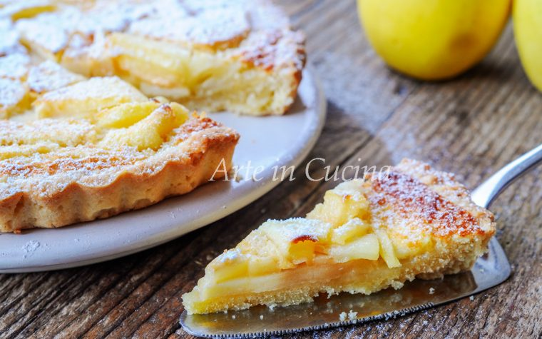 Flamusse bressanne dolce alle mele ricetta francese