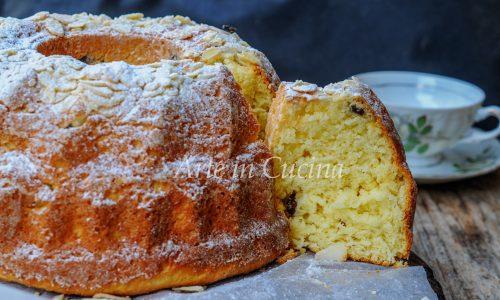 Gugelhupf dolce tedesco lievitato soffice e facile