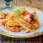 Linguine con seppie al pomodoro ricetta facile vickyart arte in cucina
