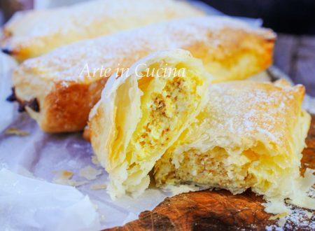 Panzarotti ungheresi di ricotta dolci veloci