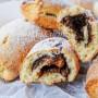 Rotolini veloci alla nutella morbidissimi vickyart arte in cucina