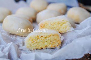 Sospiri di Ozieri dolci sardi alle mandorle vickyart arte in cucina