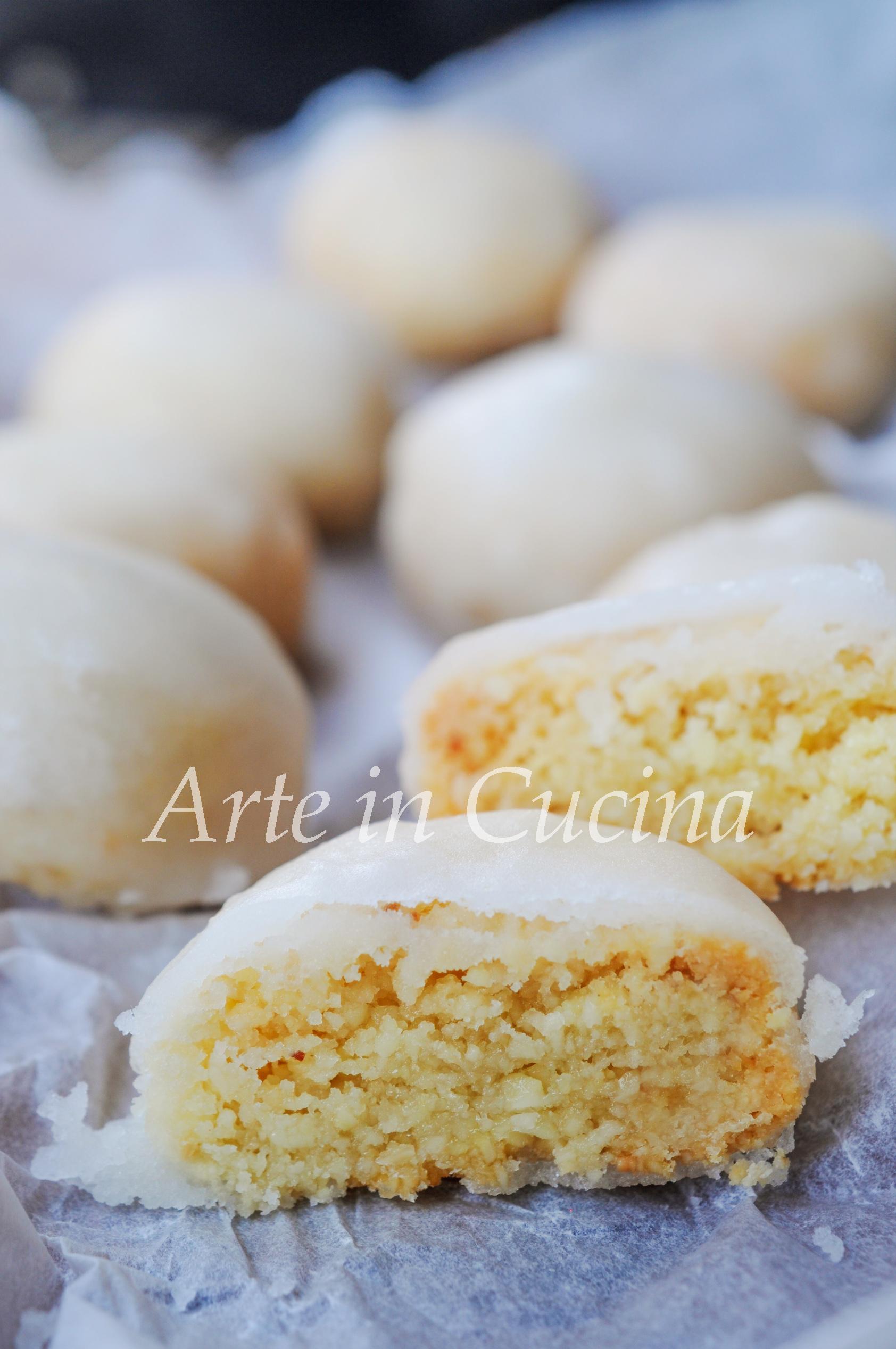 I dolci della sposa ricetta