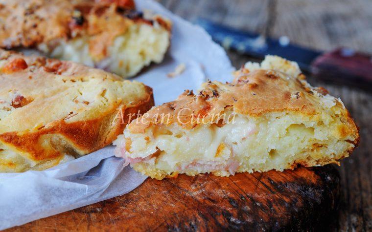 Torta matta salata alla ricotta ricetta veloce