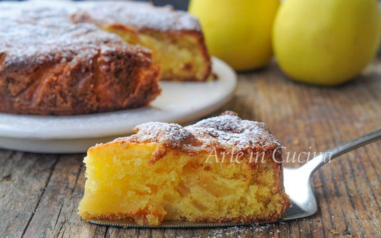 Torta di mele di suor Germana con pinoli ricetta veloce