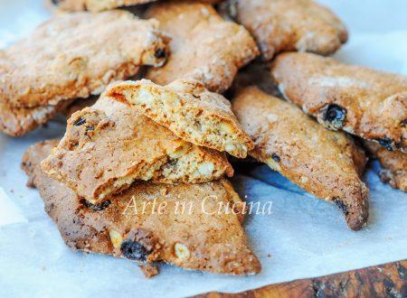 Biscotti novembrini senza burro e olio veloci