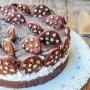 Cheesecake pan di stelle e nutella dolce veloce vickyart arte in cucina