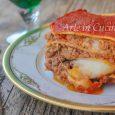 Lasagne con carne e provola ricetta semplice e veloce vickyart arte in cucina