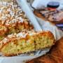Pandolce al miele dolce delicato di suor Germana vickyart arte in cucina