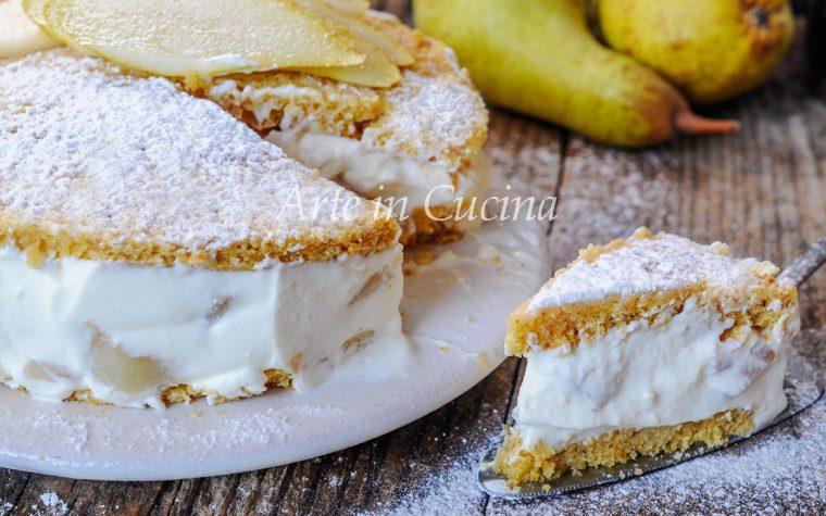 Torta ricotta e pera di Amalfi dolce di Sal de Riso