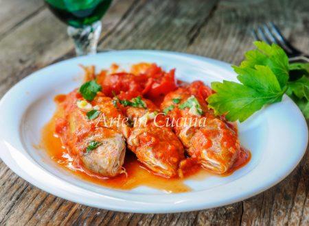 Triglie alla livornese ricetta toscana con pesce facile