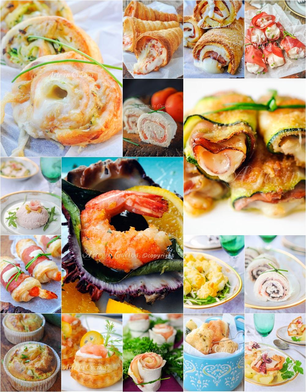 Antipasti di natale veloci e sfiziosi ricette facili for Ricette di cucina antipasti