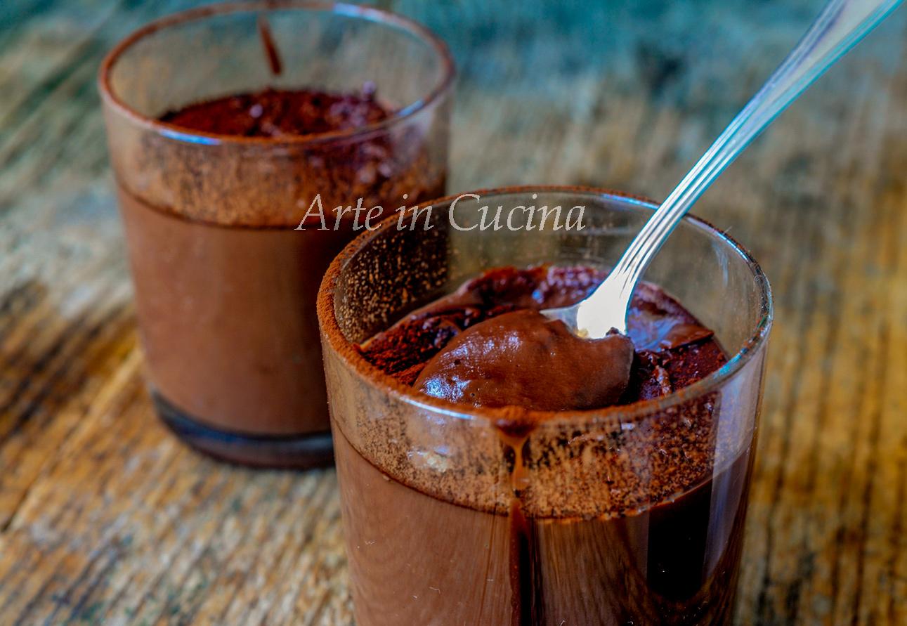 Cioccolata calda cremosa alla cannella vickyart arte in cucina