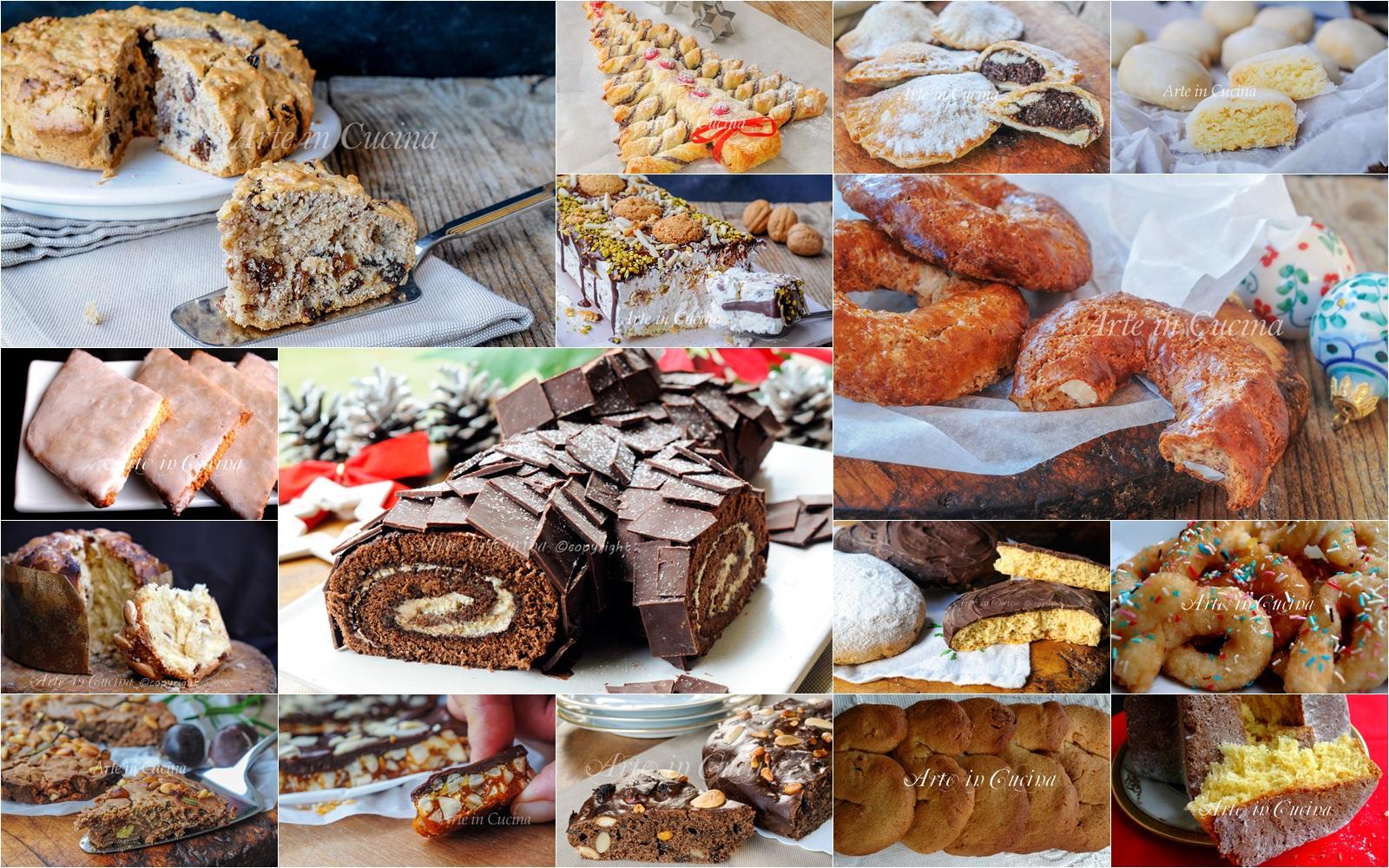 Dolci di Natale veloci e facili ricette golose vickyart arte in cucina