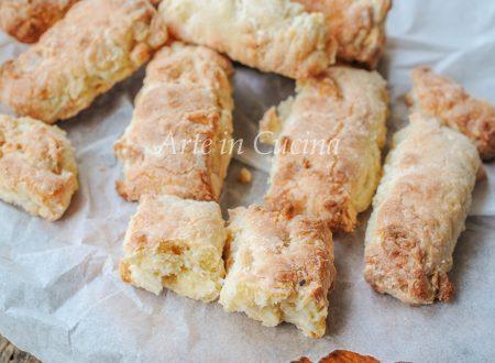 Sgrinfiate siciliane dolci veloci alle mandorle