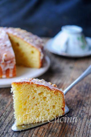 Torta sofficissima e alta con philadelphia vickyart arte in cucina