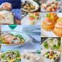 Antipasti vigilia di Natale con pesce vickyart arte in cucina