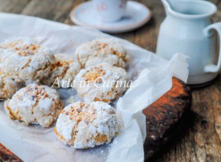 Biscotti morbidi caffè e nocciole veloci