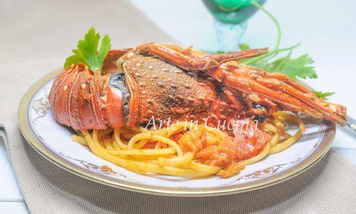 Linguine all'aragosta ricetta di mare