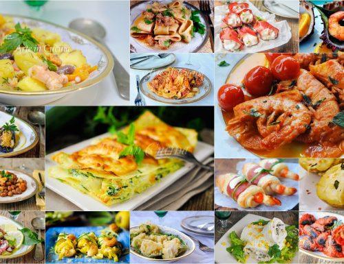 Vigilia di capodanno ricette menu facile