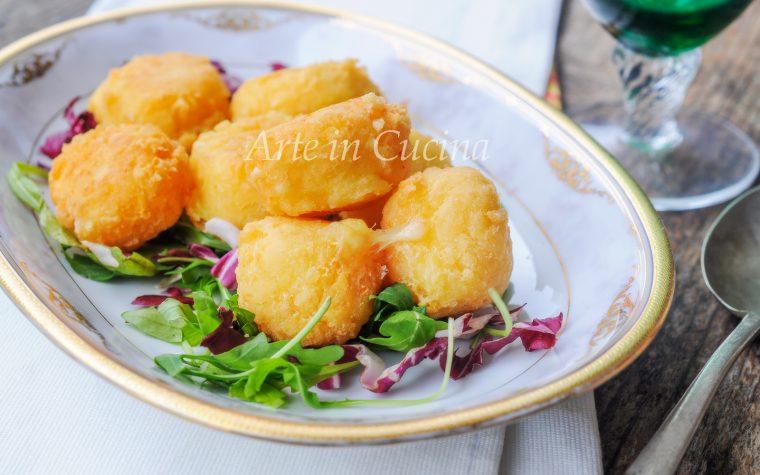 Palline al formaggio ricetta facile veloce