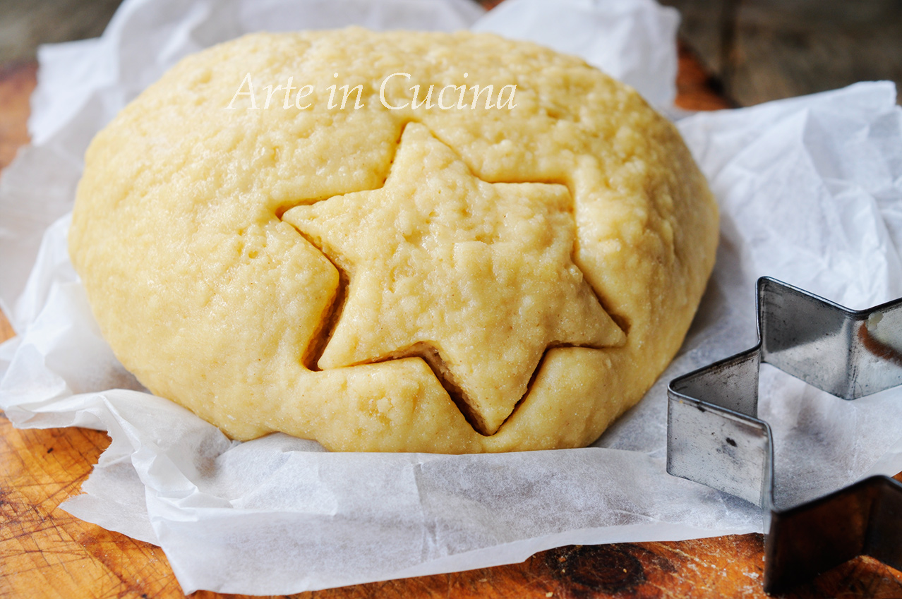 Pasta frolla all'olio ricetta per dolci vickyart arte in cucina