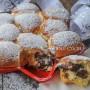 Stella di pan brioche alla nutella ricetta facile vickyart arte in cucina